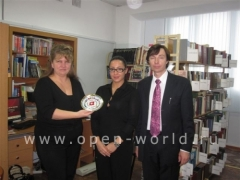 Laureate - High School Moscow visits 2009-2011 (7)