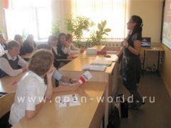Les Roches-Glion High School visits Krasnodar 2010 (1)