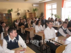 Les Roches-Glion High School visits Krasnodar 2010 (4)
