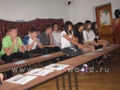 Les Roches-Glion High School visits Krasnodar 2010 (21)