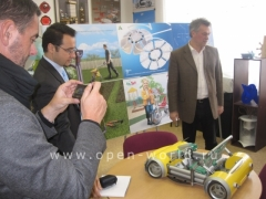 IED Roadshow, Giovanni Ottonello Feb-March 2012
