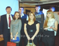 2013 February, Business Education and Career Day - Surgut